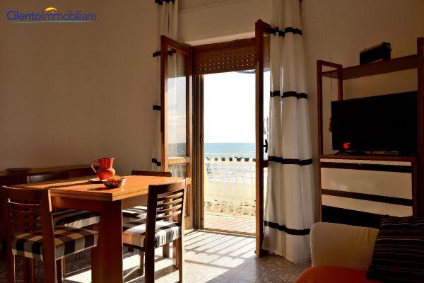 Marina di Casal Velino - Appartamento fronte mare