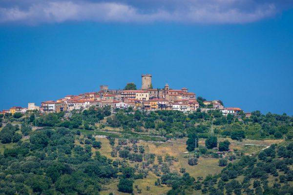 Castelnuovo Cilento - Rudere