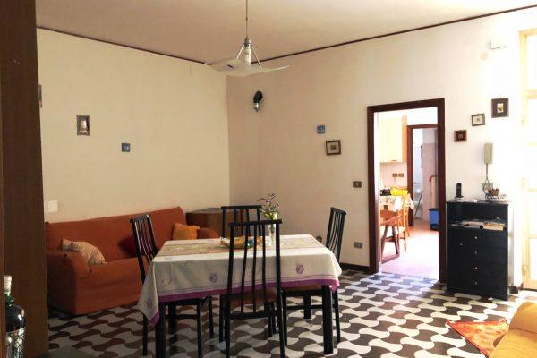 Omignano Scalo - Appartamento e soffitta